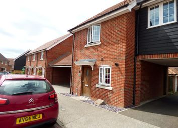 Thumbnail 2 bedroom property to rent in Kittiwake Court, Stowmarket