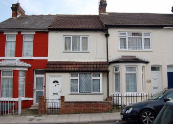 Thumbnail 4 bedroom terraced house for sale in St. Marys Road, Gillingham, Kent