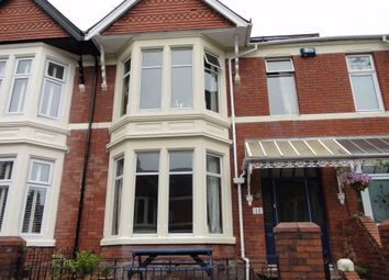 Thumbnail 4 bed terraced house to rent in Ovington Terrace, Llandaff, Cardiff, South Glamorgan