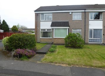 Thumbnail 3 bed end terrace house for sale in Cypress Way, Northfield, Birmingham