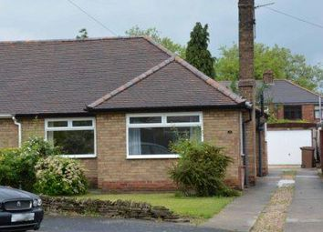 Thumbnail 2 bed bungalow to rent in Haydon Close., Hull