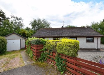 Thumbnail 2 bedroom detached bungalow for sale in Grampian View, Aviemore