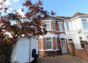 Thumbnail 6 bedroom semi-detached house for sale in Atherley Road, Shirley, Southampton