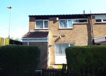 Thumbnail 4 bed end terrace house for sale in Berrington Walk, Highgate, Birmingham, West Midlands