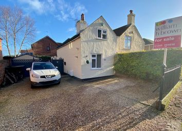 Thumbnail 2 bed semi-detached house for sale in Tattershall Court, Tattershall Road, Boston