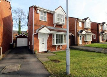 Thumbnail 3 bed detached house for sale in Sunadale Close, Bolton