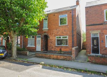 Thumbnail 2 bed end terrace house for sale in Kent Street, Hasland, Chesterfield