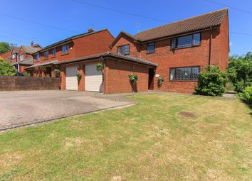 Thumbnail 4 bed detached house for sale in Greenfield Road, Coleford