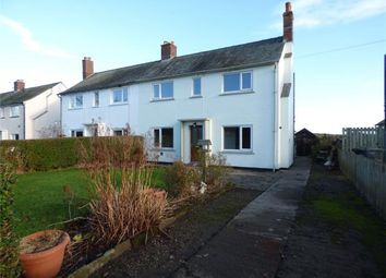 Thumbnail 3 bed semi-detached house for sale in Mains Fauld, Great Orton, Carlisle