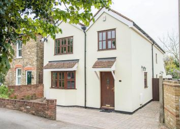 Thumbnail 4 bed detached house for sale in Red Road, Warley, Brentwood