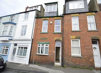 3 bed terraced house for sale in Longwestgate, Scarborough YO11