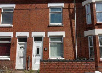 Thumbnail 3 bed terraced house to rent in King Richard Street, Stoke