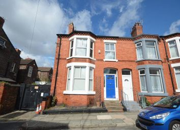 Thumbnail 5 bed end terrace house for sale in Bessbrook Road, Aigburth