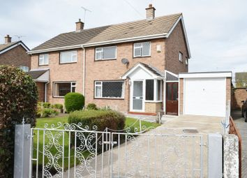 Thumbnail 3 bed semi-detached house for sale in Ashfield Crescent, Blacon, Chester