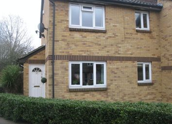Thumbnail 1 bed end terrace house to rent in Rabournmead Drive, Northolt, Middlesex