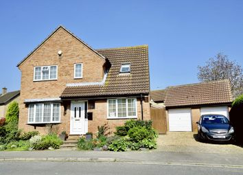 Thumbnail 4 bed detached house for sale in Gloucester Road, Sawtry, Huntingdon, Cambridgeshire.