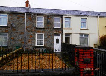 3 bed terraced house for sale in Bute Street, Treherbert, Rhondda Cynon Taff. CF42