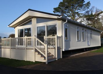 Thumbnail 2 bed mobile/park home for sale in Regency Court, Stover, Newton Abbot