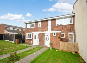 Thumbnail 3 bed terraced house for sale in Bohun Close, Great Leighs, Chelmsford