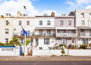 Thumbnail 6 bed terraced house for sale in Wellington Terrace, The Esplanade, Sandgate, Kent