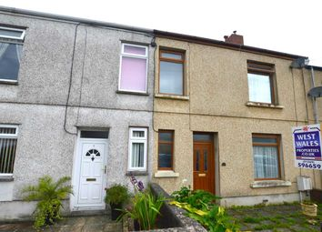 Thumbnail 3 bed terraced house for sale in Coronation Terrace, Betws, Ammanford