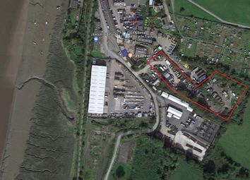 Thumbnail Commercial property for sale in Clovelly Road Industrial Estate, Bideford