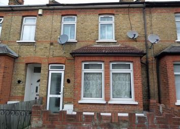 Thumbnail 3 bed terraced house for sale in Rossindel Road, Hounslow