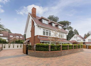 Thumbnail 4 bed detached house for sale in Forest Road, Branksome Park, Poole