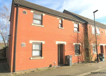 Thumbnail 2 bed end terrace house to rent in Elsworth Close, Feltham