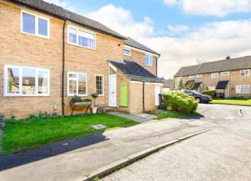 Thumbnail 2 bed terraced house for sale in The Poplars, Arlesey, Bedfordshire