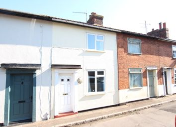 Thumbnail 1 bedroom terraced house for sale in Regent Street, Mistley, Manningtree