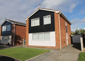 Thumbnail 4 bed detached house for sale in Staining Rise, Staining, Blackpool