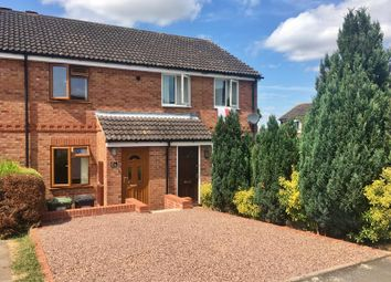 Thumbnail 2 bed terraced house to rent in 6 Bramley Close, Ledbury, Herefordshire