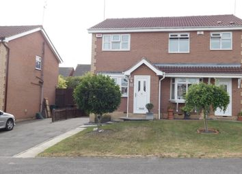 Thumbnail 2 bed semi-detached house for sale in Campion Road, Woodville