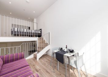 Thumbnail 1 bed flat to rent in Luminaire, Kilburn High Road, London