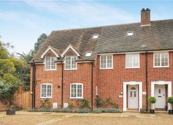 Thumbnail 4 bed semi-detached house for sale in Titness Park, London Road, Ascot