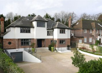 Thumbnail 6 bed detached house for sale in Princes Way, Wimbledon