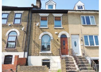 Thumbnail 3 bed terraced house for sale in Rochester Street, Chatham