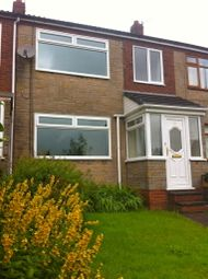 Thumbnail 3 bed terraced house to rent in Waveney Road, Shaw, High Crompton, Oldham