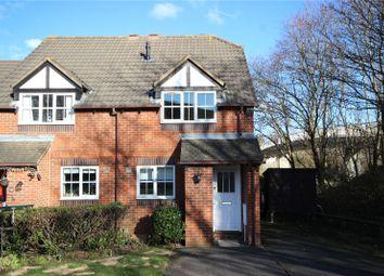 Thumbnail 2 bed end terrace house to rent in Ferndene, Bradley Stoke, Bristol