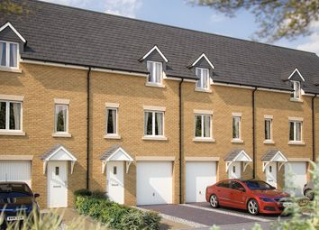 "Thumbnail 3 bed property for sale in ""The Stretton"" at Poethlyn Drive, Costessey, Norwich"