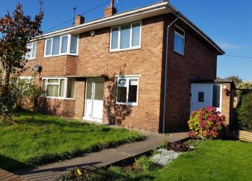 Thumbnail 2 bed maisonette for sale in Hazel Grove, Mansfield Woodhouse, Mansfield