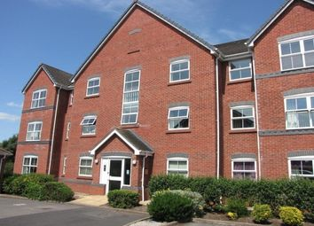 Thumbnail 2 bed flat to rent in Wrenbury Drive, Northwich