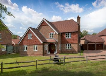 Thumbnail 4 bed detached house for sale in Ingle Place, Kings Hill, West Malling