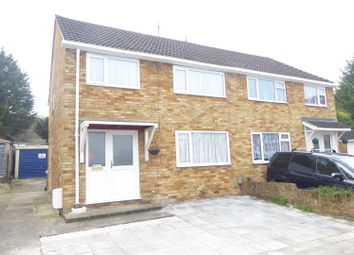 Thumbnail 3 bed semi-detached house for sale in Hayhurst Road, Luton