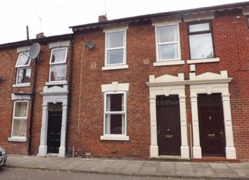 Thumbnail 4 bed terraced house to rent in Northcote Road, Preston