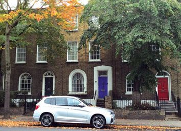 Thumbnail 2 bed maisonette for sale in Flat A, 62 Canonbury Road, Islington