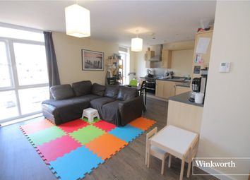 Thumbnail 2 bed flat for sale in Foster House, Maxwell Road, Borehamwood, Hertfordshire