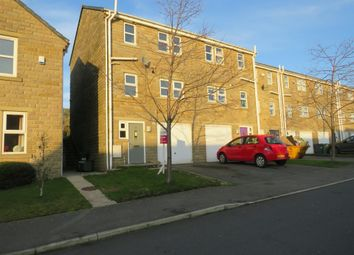 Thumbnail 3 bed town house for sale in Meadow Lane, Slaithwaite, Huddersfield