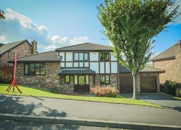 Thumbnail 4 bed detached house for sale in Jacks Key Drive, Darwen, Lancashire